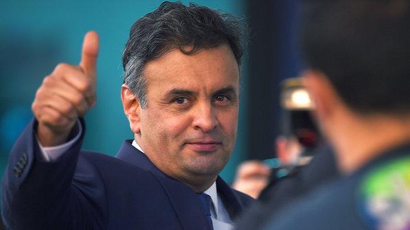 Por 44 a 26, Senado derruba afastamento de Aécio Neves