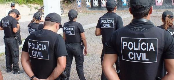 Concurso para Polícia Civil abrirá vagas com salário de até R$ 10 mil