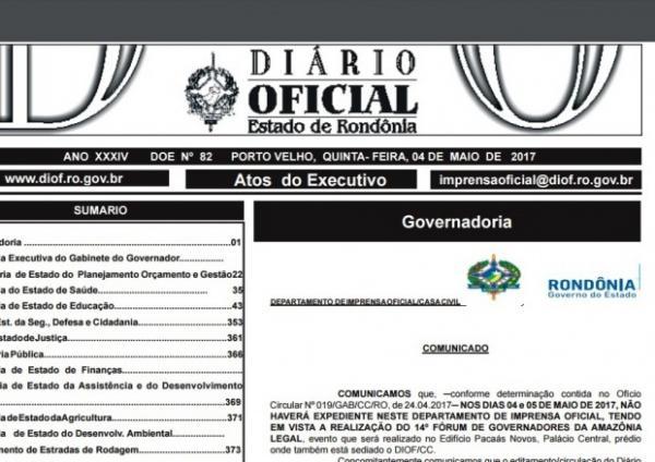 Nova lista de servidores beneficiados com transposição é publicado no Diário Oficial da União