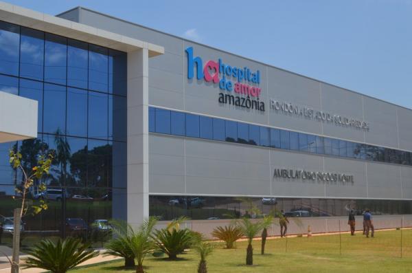 RONDÔNIA - Hospital de Câncer feito com doações de voluntários é inaugurado