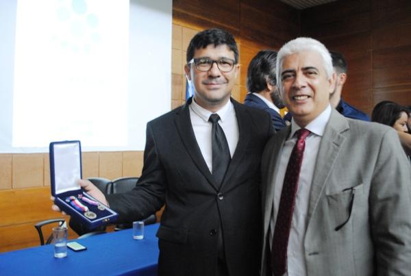 Policial Civil de Alvorada é homenageado com Medalha do Mérito Governador Jorge Teixeira em Porto Velho