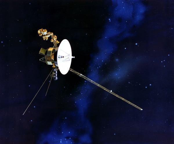 Nasa ativa motor de espaçonave a 20 bilhões de quilômetros da Terra
