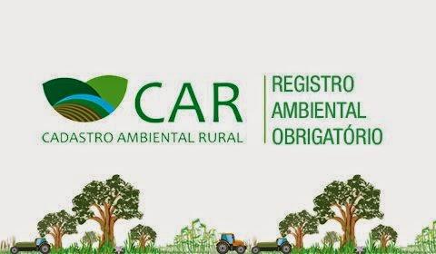 Prazo para inscrição no Cadastro Ambiental Rural termina dia 31