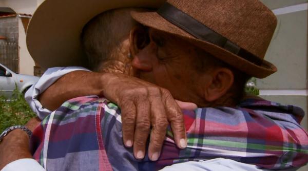 Com ajuda da internet, irmãos se reencontram após quase 70 anos