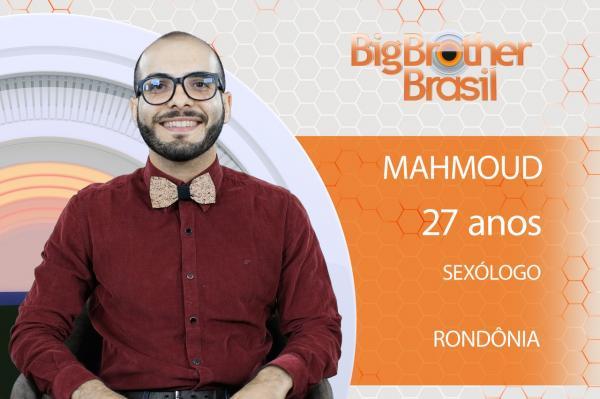Sexólogo de Rondônia também está no BBB 18