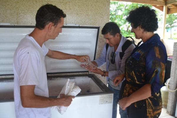 Piscicultura de Rondônia desperta interesse comercial da Bolívia