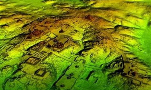 Descobertas 60 mil estruturas maias escondidas sob a floresta na Guatemala
