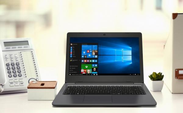 Marca brasileira vende notebook muito barato; descubra se modelo vale a pena