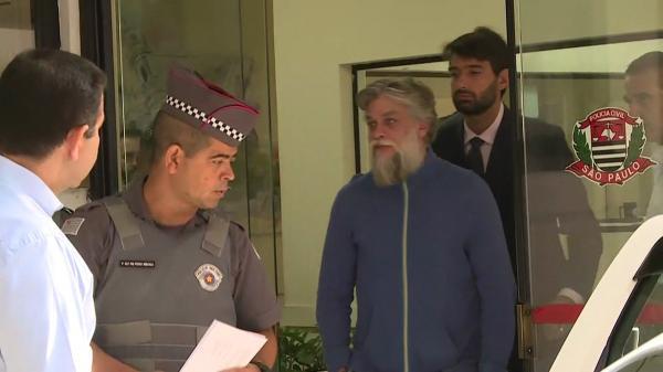 Ator Fábio Assunção é detido após se envolver em acidente em São Paulo