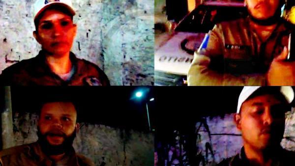 ABUSO DE AUTORIDADE: Agentes da Semtran são presos após perseguirem PM em Porto Velho; vídeo