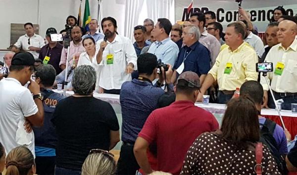 Raupp, Maurão e Confúcio confirmados na eleição
