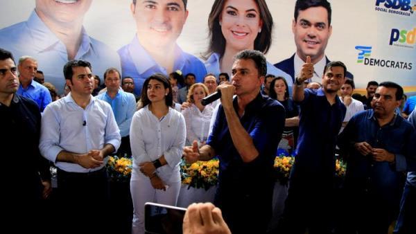 Convenção unificada dos partidos PSDB, DEM e do PSD oficializa Expedito Júnior e Pastor Edésio ao Governo de Rondônia