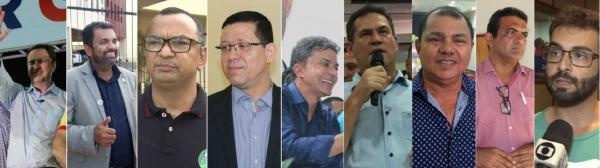 Rondônia tem 9 candidatos ao governo