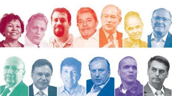 Sem Lula, Bolsonaro lidera corrida presidencial das eleições 2018 com 20%, diz Ibope