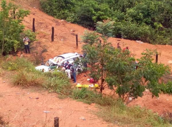Ex-deputado Tiziu Jidalias sofre acidente na BR 364 e é hospitalizado em Ariquemes