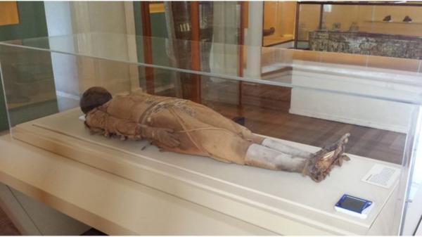 Museu Nacional: O mistério da múmia que 'provocava transe' nos anos 60 e foi consumida pelo fogo