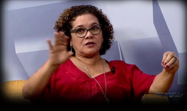 Fátima Cleide não pode participar da eleição porque sua chapa não está completa e perdeu prazo para substituir nome, diz documento do TRE