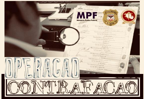 CONTRAFAÇÃO: BR 429 - MP E POLÍCIA CIVIL DEFLAGRAM MEGA OPERAÇÃO CONTRA FRAUDES NA PREVIDÊNCIA, ADVOGADOS E MÉDICOS SÃO ALVOS