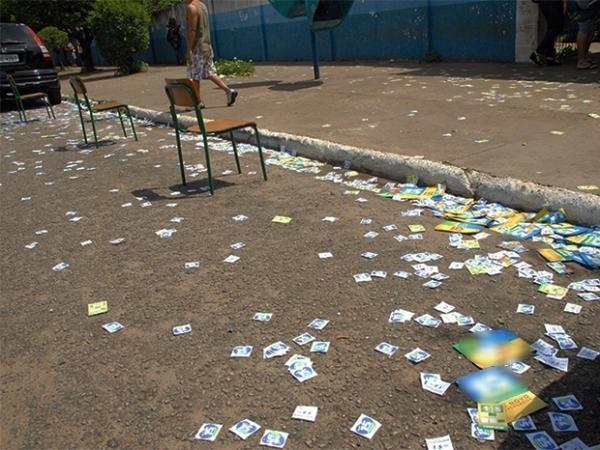 Juíza estipula multa até R$ 100 mil por cada santinho jogado nas vésperas da eleição em Rondônia