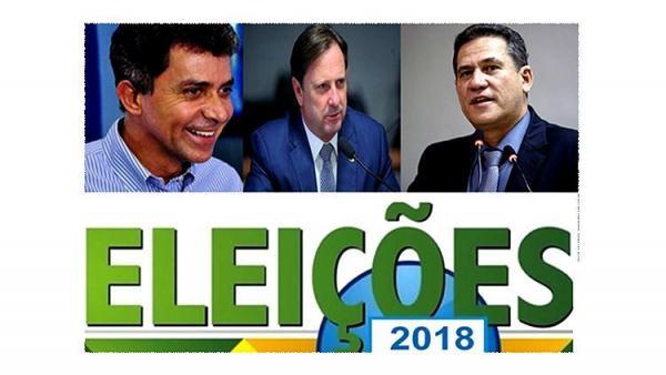 Ibope - Rondônia, votos válidos - Veja última pesquisa para Governador