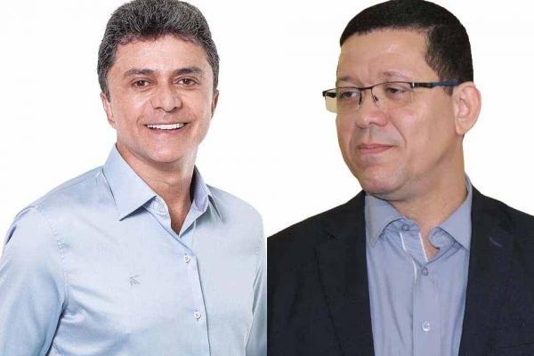 Expedito Junior e Coronel Marcos Rocha vão para segundo turno em Rondônia