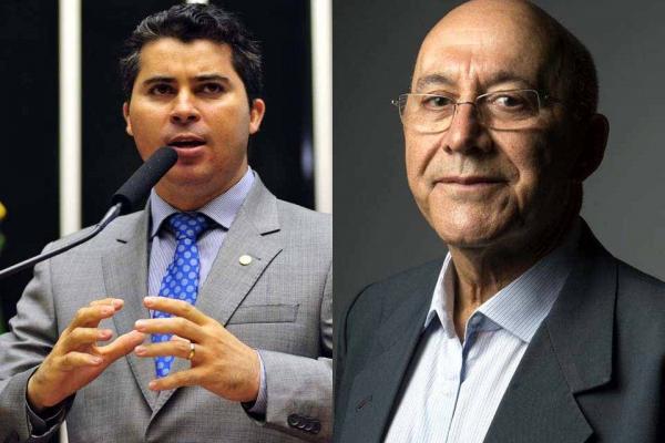Marcos Rogério, do DEM, e Confúcio Moura, do MDB, são eleitos senadores por Rondônia