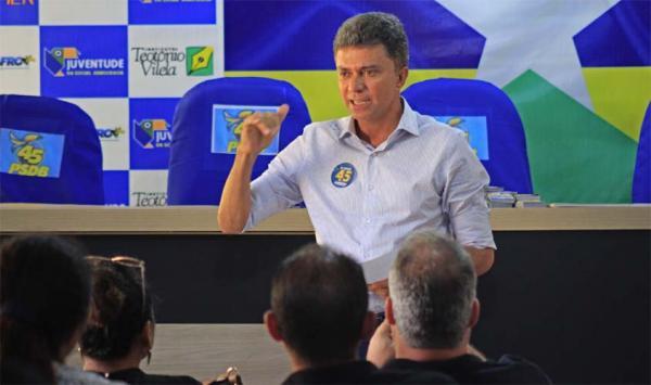 Agentes penitenciários decidem apoiar Expedito Jr para governo de Rondônia