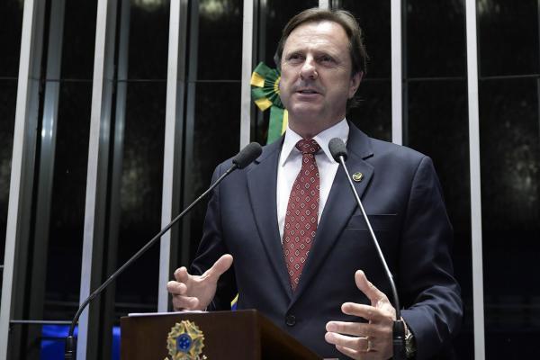 Presídio em Brasília - Senador Acir Gurgacz é transferido para a Papuda