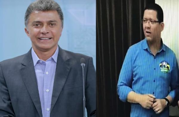 Restabelecendo a verdade: Justiça Eleitoral proíbe Marcos Rocha de chamar Expedito Junior de Ficha suja, por que ele é Ficha limpa