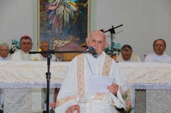 LUTO NA IGREJA: Morre aos 89 anos o bispo emérito da Diocese de Ji-Paraná, Dom Antônio Possamai