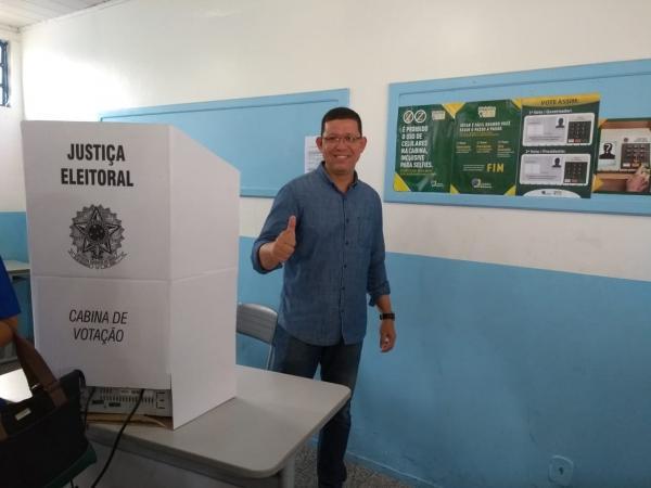 Coronel Marcos Rocha, do PSL, é eleito governador de Rondônia