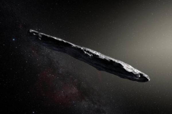 Objeto que cruzou sistema solar pode ser nave alienígena, diz estudo de Harvard