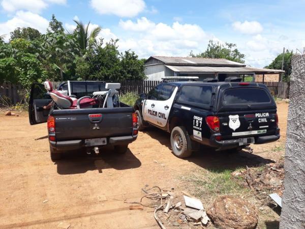 Polícia Civil Conduz Falso Dentista em Costa Marques
