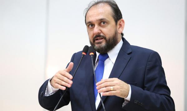Deputado Laerte Gomes comemora credenciamento da Idaron no Sisb