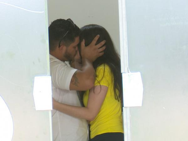 Rondônia - Jovem que matou ex durante ato sexual deixa prisão para se casar com detento; FOTOS