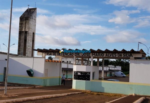 Governo decreta intervenção em presídios de Rondônia