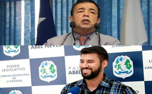 Jessé e Nim Barroso tomam posse na Câmara de Ji-Paraná nesta sexta-feira