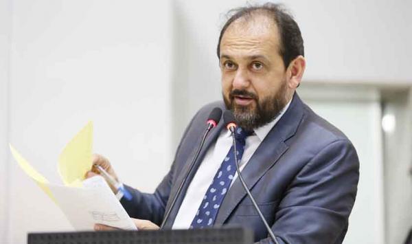Deputado de Alvorada do Oeste, Laerte Gomes é eleito presidente da Assembleia de Rondônia