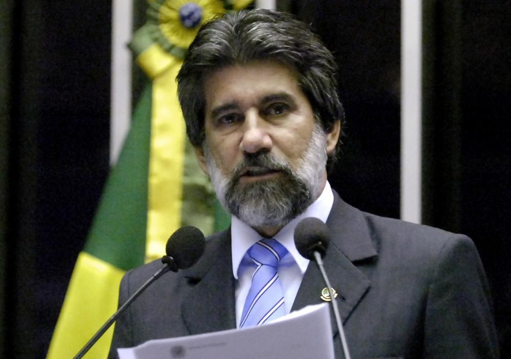 PGR recomenda ao Supremo enviar inquérito sobre Valdir Raupp à Justiça do Rio
