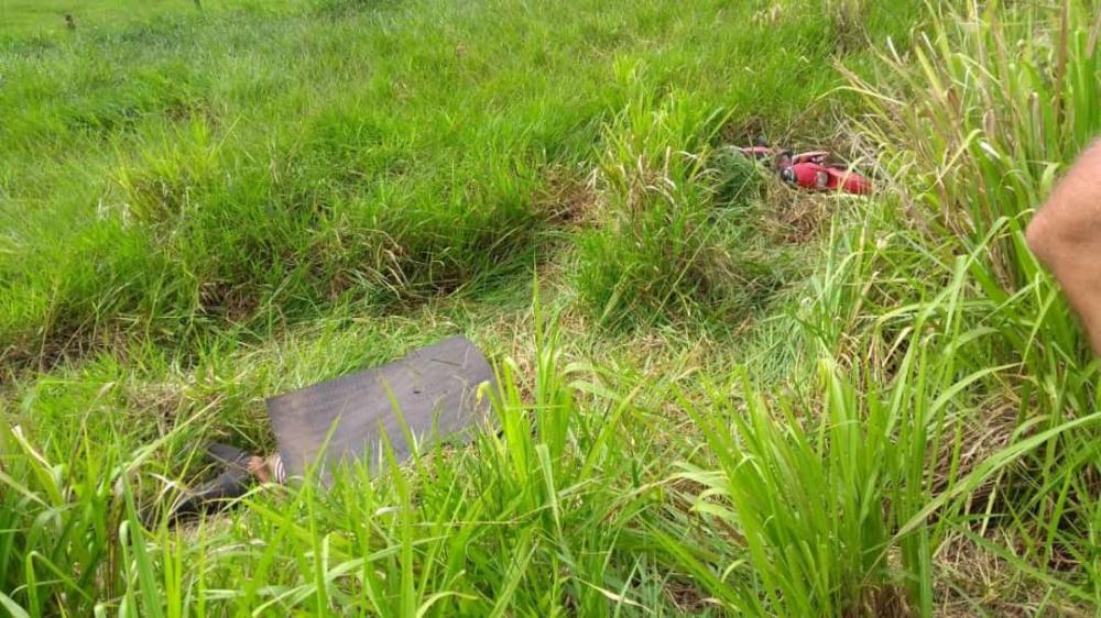 Corpo foi encontrado as margens da BR 429, em Seringueiras