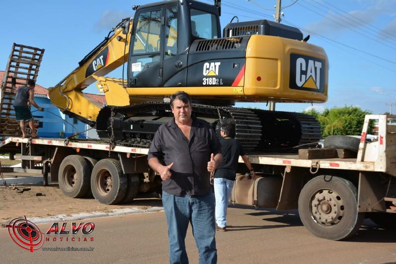 SÃO MIGUEL DO GUAPORÉ - Prefeitura adquire novos equipamentos com recursos próprios, emendas e convênios