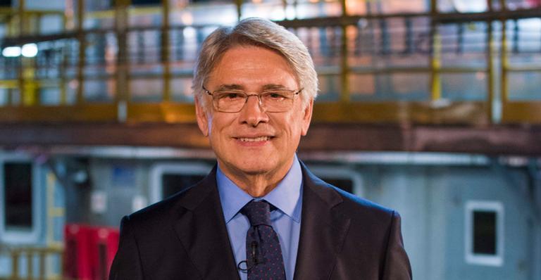 Sérgio Chapelin deixa a Globo após quase 50 anos na emissora