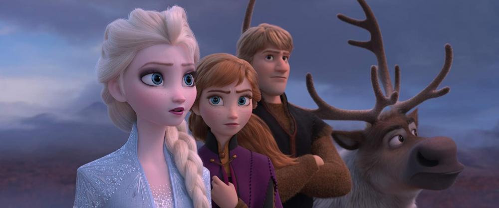 'FROZEN 2' tem Elsa madura e nova 'Let it go'