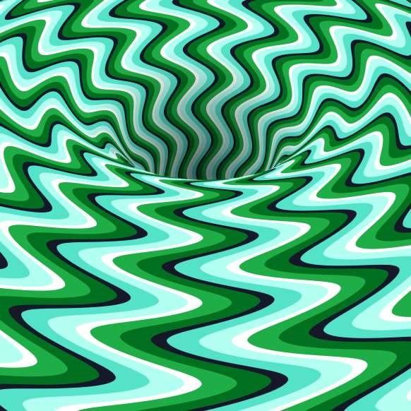 Veja ilusões de ótica incríveis que dão um