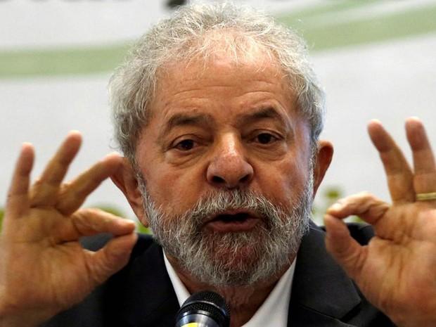 MPF afirma que Lula 'participou ativamente' do esquema na Petrobras