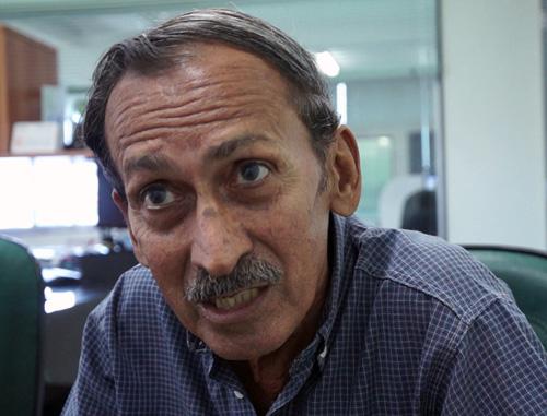 Alvora do Oeste – João Távora, pioneiro da cidade sofre AVE e se encontra em estado grave em Cacoal