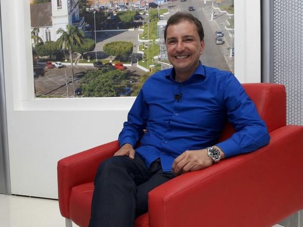 Dr Hildon, do PSDB, é eleito prefeito de Porto Velho