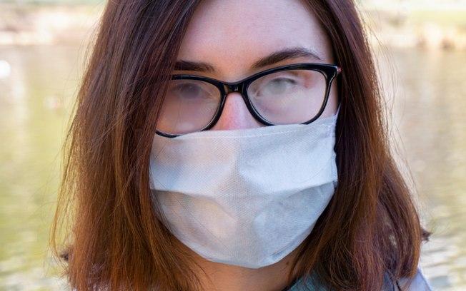 Máscara x óculos: 6 dicas para acabar de vez com o problema de lentes embaçadas
