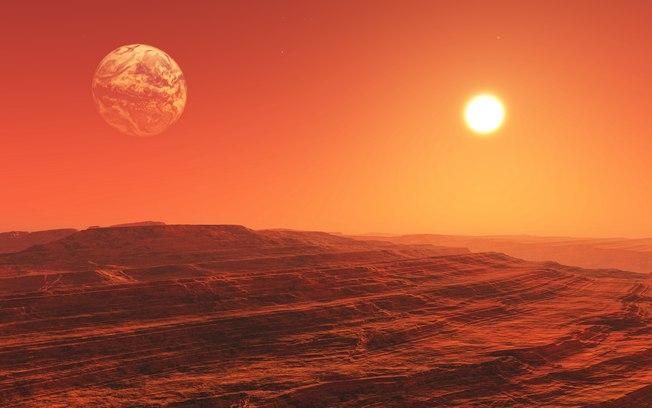 Nasa busca voluntários para viagem à Marte, quer ir? Veja como