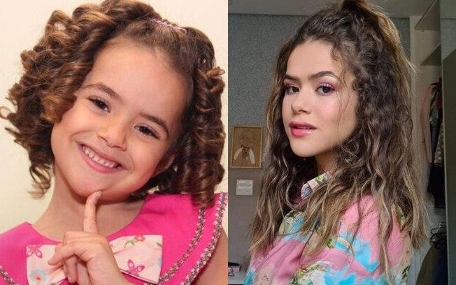 Selena Gomez parabeniza Maisa por seu aniversário no meio de live